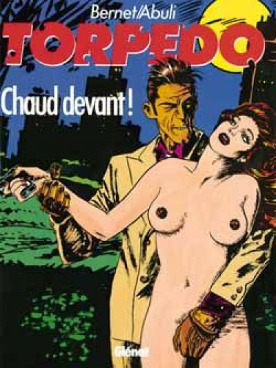 Couverture Torpedo tome 4