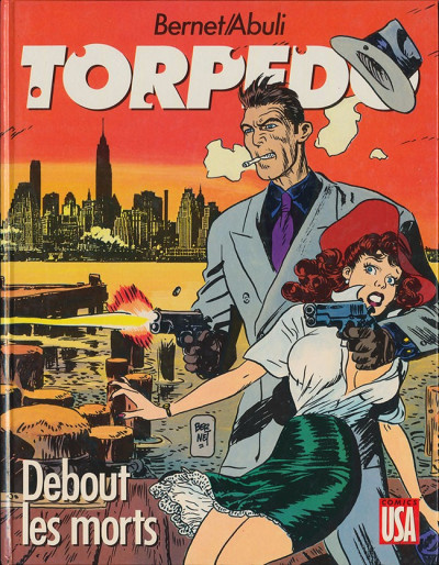 Couverture Torpedo tome 9