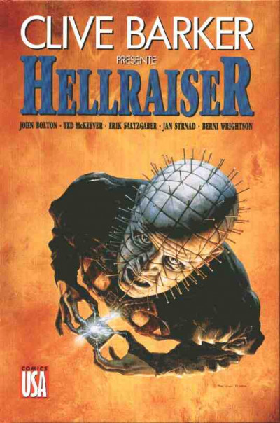 Couverture Hellraiser tome 1