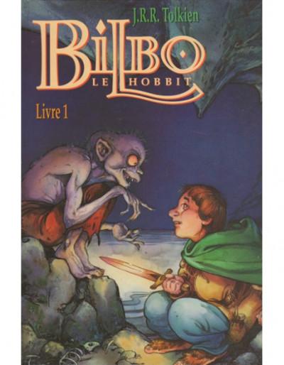 Couverture Bilbo le Hobbit tome 1