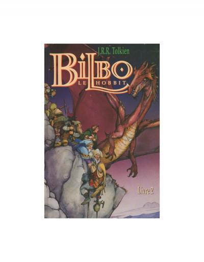 Couverture Bilbo le Hobbit tome 2