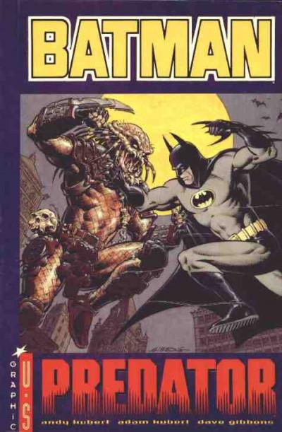 Couverture Batman (Comics USA - Graphic U.S) tome 2 - Batman predator