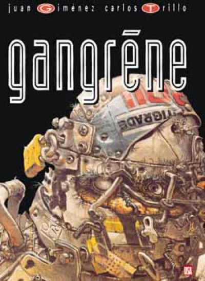 image de gangrène