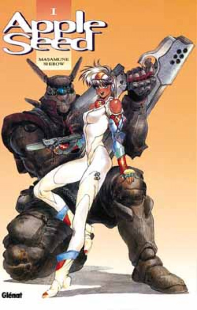 image de appleseed tome 1
