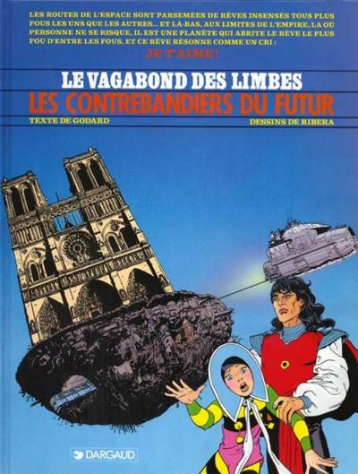 image de Le vagabond des limbes tome 18 - les contrebandiers du futur