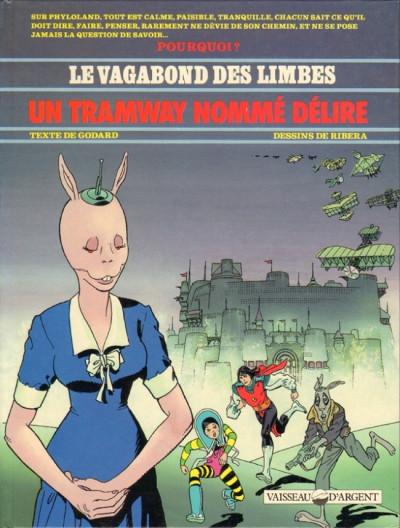 image de Le vagabond des limbes tome 19 - un tramway nommé délire