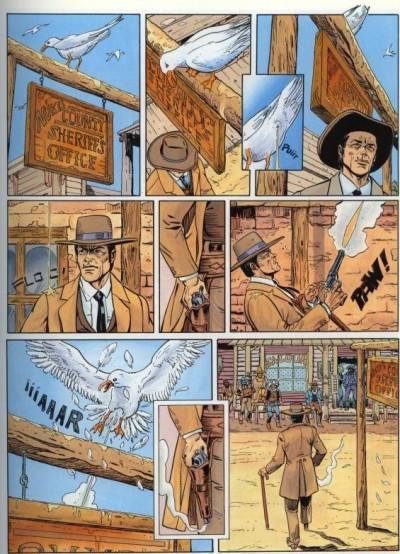 Page 1 Le shérif unijambiste