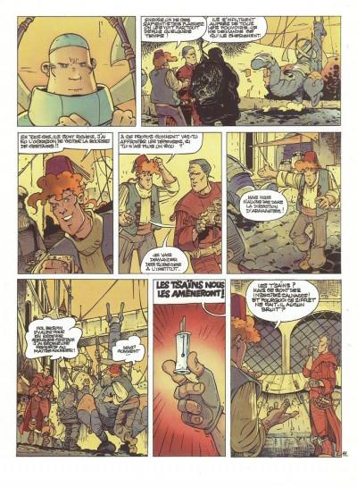 Page 1 Les maitres cartographes tome 1 - le monde de la cite