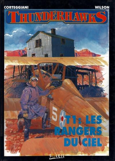 image de Thunderhawks tome 1 - rangers du ciel