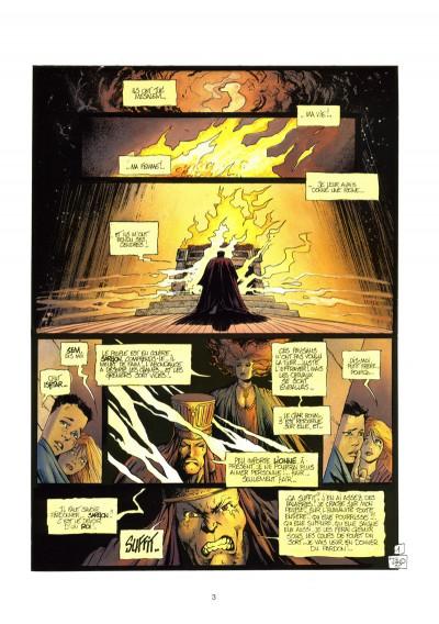 Page 1 le matin des suaires brulés tome 1 - celui qui cherche