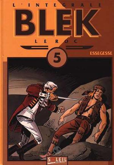 image de Blek le roc - intégrale tome 5