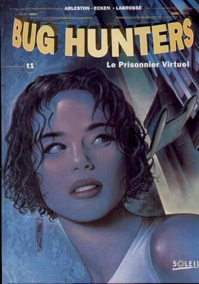 image de Bug hunters tome 1 - prisonnier virtuel