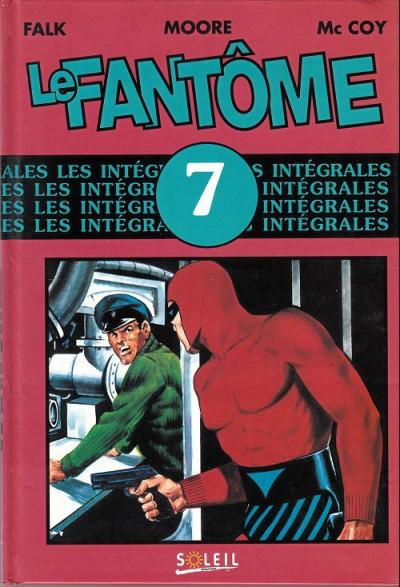Couverture Fantôme tome 7
