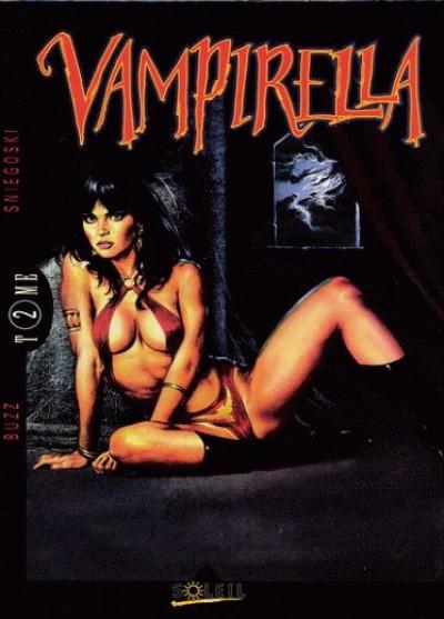 Couverture Vampirella tome 2