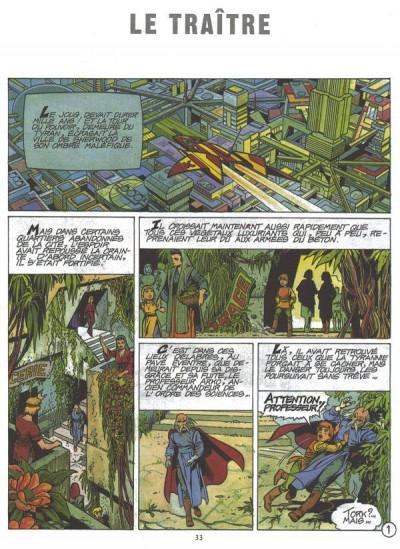 Page 1 L'archer blanc tome 1 - le retour de l'archer