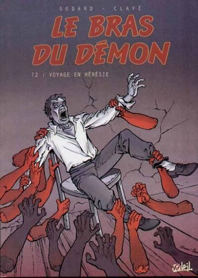 image de le bras du démon tome 2 - voyage en hérésie