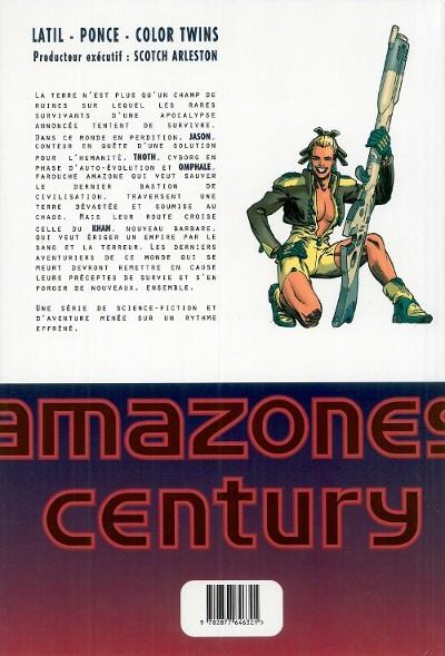 Dos Amazones century - intégrale