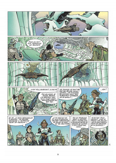 Page 0 kookaburra tome 2 - secteur wbh3