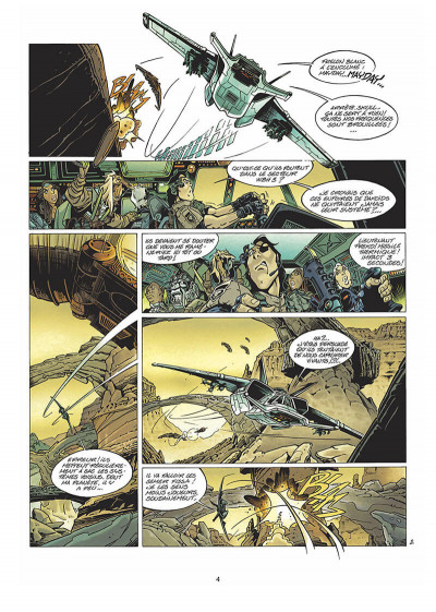 Page 5 kookaburra tome 2 - secteur wbh3