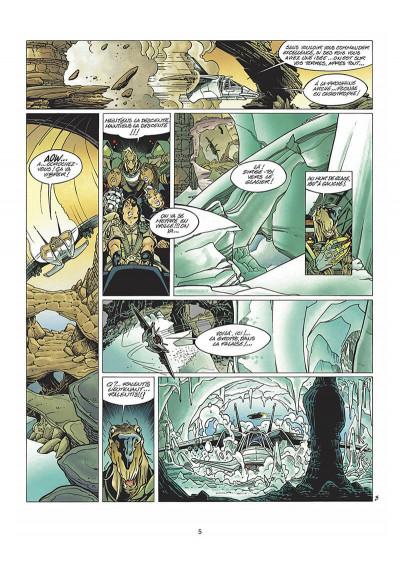 Page 6 kookaburra tome 2 - secteur wbh3