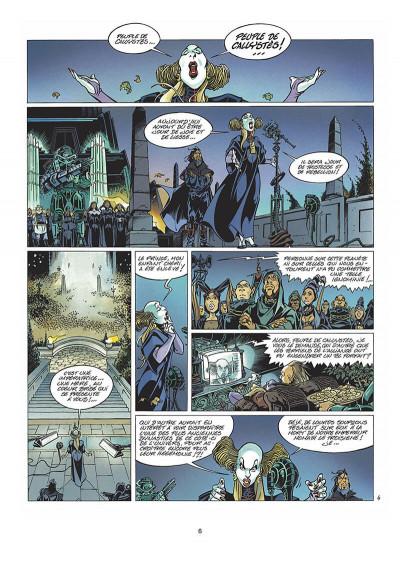 Page 7 kookaburra tome 2 - secteur wbh3