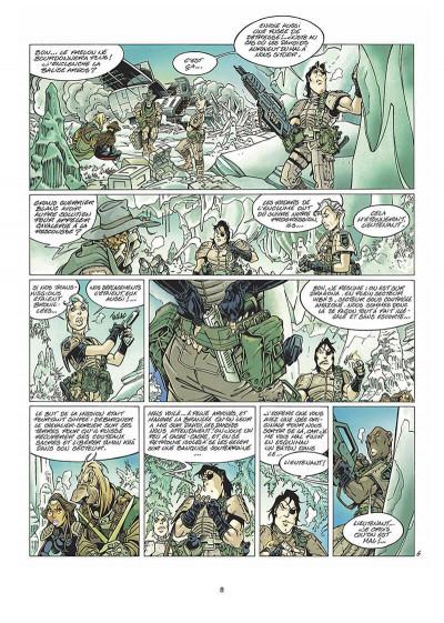 Page 9 kookaburra tome 2 - secteur wbh3