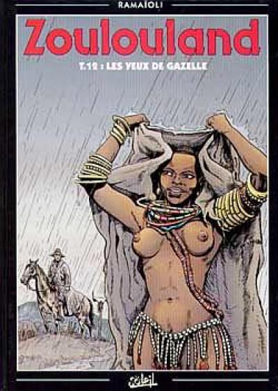 image de zoulouland tome 12 - les yeux de gazelle