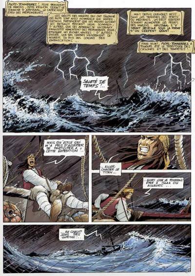 Page 1 les ailes du phaéton tome 3 - la colère d'abyssaal