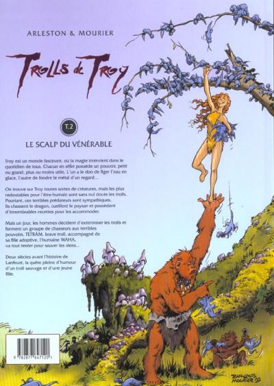 Dos trolls de troy tome 2 - le scalp du vénérable