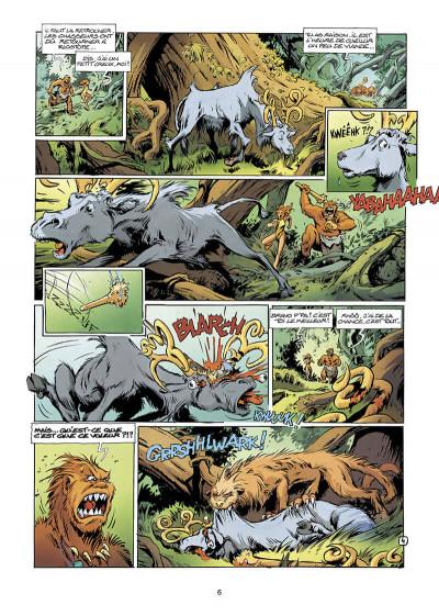 Page 7 trolls de troy tome 2 - le scalp du vénérable