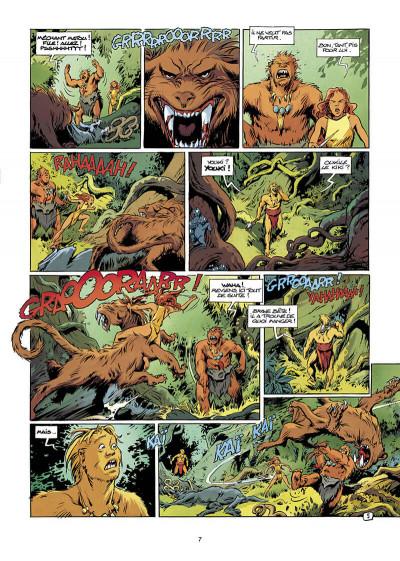 Page 8 trolls de troy tome 2 - le scalp du vénérable
