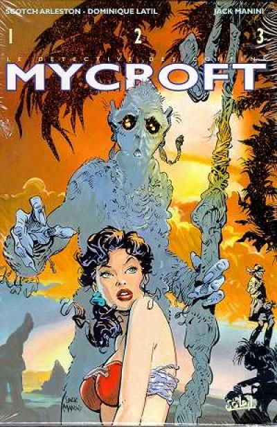 image de Mycroft inquisitor - coffret 3 volumes
