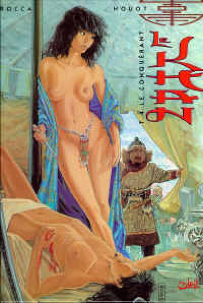 image de le khan tome 4 - le conquérant