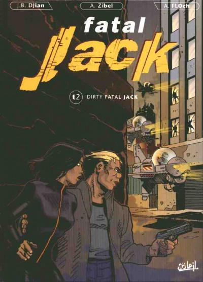 Couverture Fatal Jack tome 2 - dirty fatal Jack