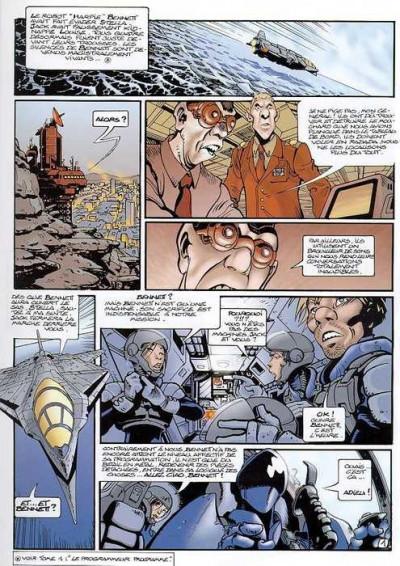 Page 1 Fatal Jack tome 2 - dirty fatal Jack