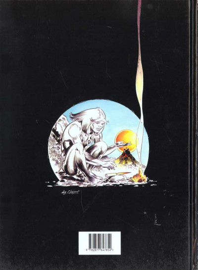Dos rahan - intégrale tome 12