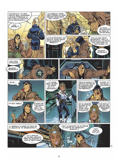 Page 0 kookaburra tome 3 - projet equinoxe
