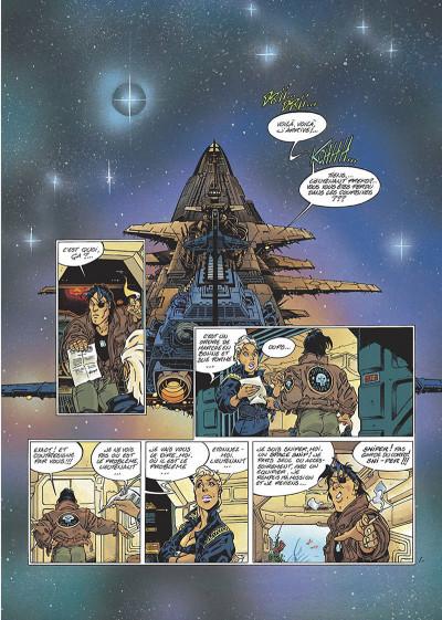 Page 4 kookaburra tome 3 - projet equinoxe