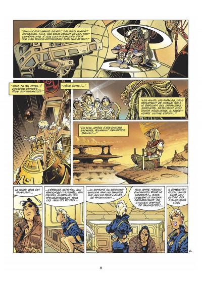 Page 9 kookaburra tome 3 - projet equinoxe