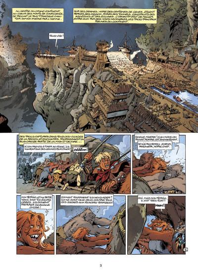 Page 4 trolls de troy tome 3 - comme un vol de pétaures