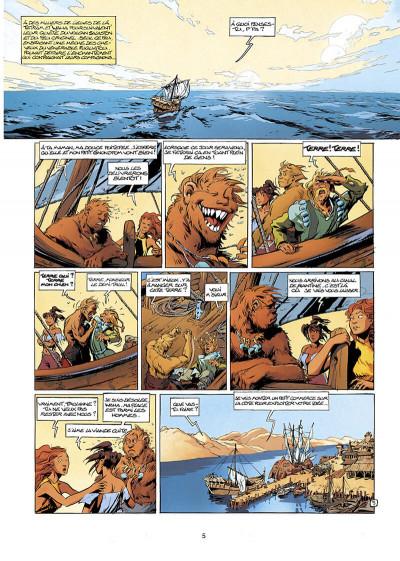 Page 6 trolls de troy tome 3 - comme un vol de pétaures