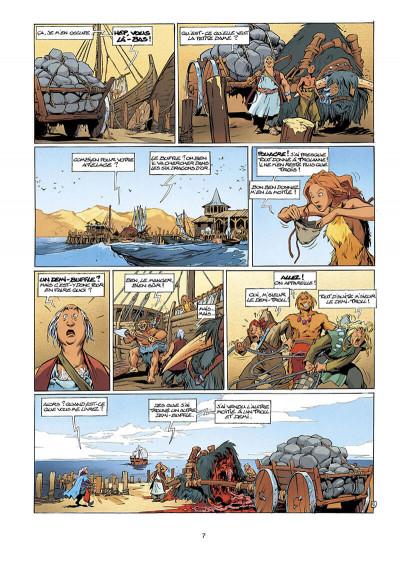 Page 8 trolls de troy tome 3 - comme un vol de pétaures