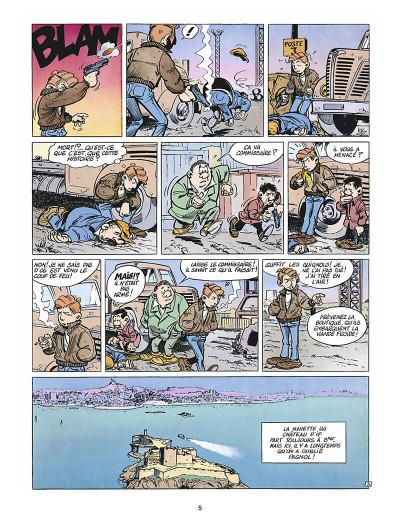 Page 6 léo loden tome 1 - terminus canebière