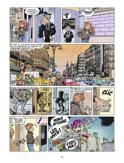 Page 9 léo loden tome 1 - terminus canebière