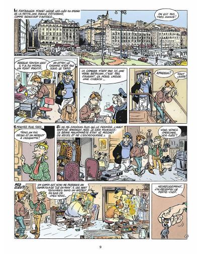 Page 0 léo loden tome 2 - les sirènes du vieux port
