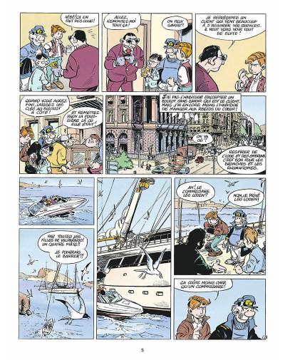 Page 6 léo loden tome 2 - les sirènes du vieux port