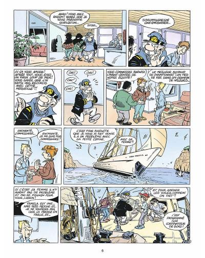 Page 7 léo loden tome 2 - les sirènes du vieux port