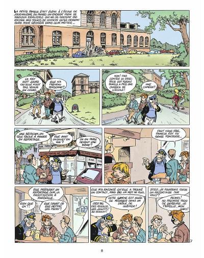 Page 9 léo loden tome 2 - les sirènes du vieux port