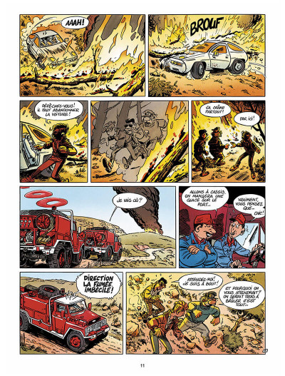 Page 0 léo loden tome 4 - grillade provençale