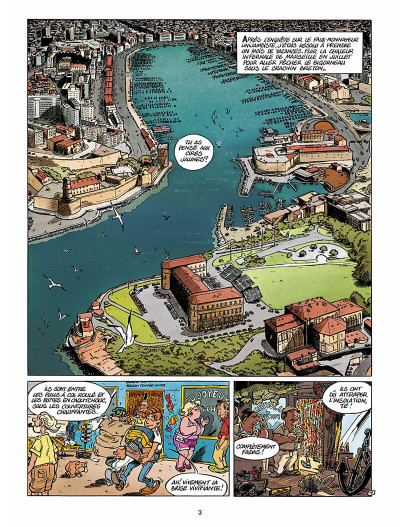 Page 2 léo loden tome 4 - grillade provençale